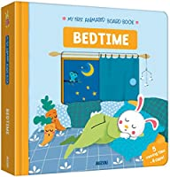 Bedtime: My First Animated Board Book (My Animated Picture Book)