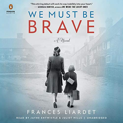 We Must Be Brave audiobook cover art