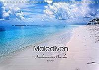 Malediven - Inseltraum im Paradies (Wandkalender 2022 DIN A4 quer): Mit den Fotos von Diana Klar holen Sie sich Ihre Tauminsel nach Hause. (Monatskalender, 14 Seiten )