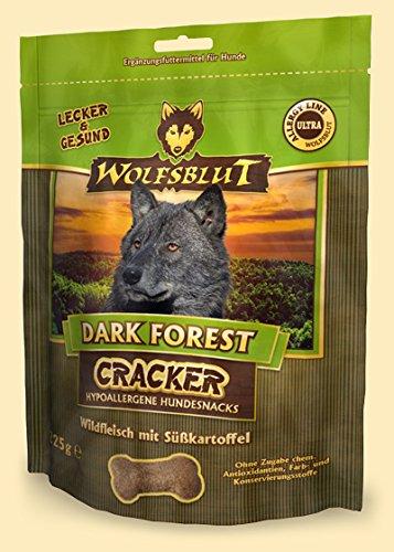 Wolf sang Cracker Dark Forest