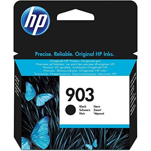 HP 903 300-seitige schwarze Tintenpatrone
