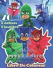 PJ Masks Libro de Colorear: la Patrulla Canina Libro para Colorear para Niños y Fanáticos.