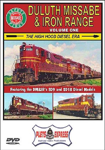 Duluth Missabe & Iron Range Volume 1 The High Hood Diesel Era [DVD] [2000]