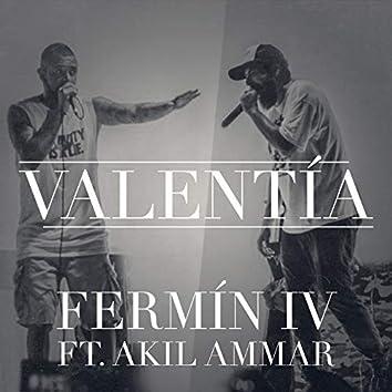 Valentía (feat. Akil Ammar)