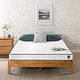 Zinus Innerspring Queen Mattress - 15cm Durable Coil System High Density Foam