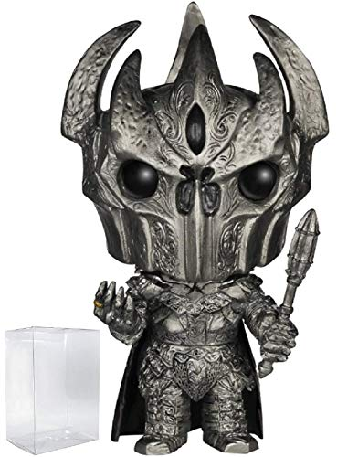Funko Pop! Movies: The Lord of the Rings - Sauron Vinyl Figure (Includes Compatible Pop Box Protector Case) image