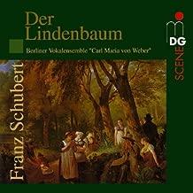 Schubert: Der Lindenbaum (songs for four male voices) By Franz Schubert (Composer) (2013-09-09)