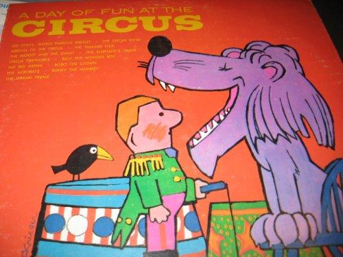 Circus Clowns, Animals, Songs