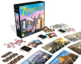 7 Wonders Board Game (BASE GAME) - New Edition   Family Board Game   Board Game for Adults and Family   Civilization and Strategy Board Game   3-7 Players   Ages 10 and up   Made by Repos Production