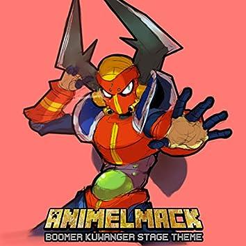 """Boomer Kuwanger (From """"Megaman X"""")"""