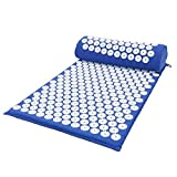 Massager Cushion Acupressure Yoga Mat Relieve Stress Back Body Pain Spike Mat Acupuncture