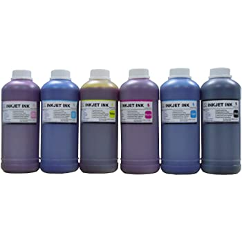 UltraChrome refill ink for Epson Stylus Pro 10000 Pro 10600 T511011 T512011 .The item with ND logo. 6 Quart ND Brand Dinsink Pigment