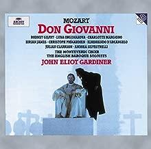 Mozart - Don Giovanni / Gilfry, Orgonasova, Margiono, James, Prégardien, D'Arcangelo, Gardiner