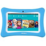 Kids Tablet, 7 Inch Tablet PC Andriod 7.1 with 1GB RAM 8GB ROM and...