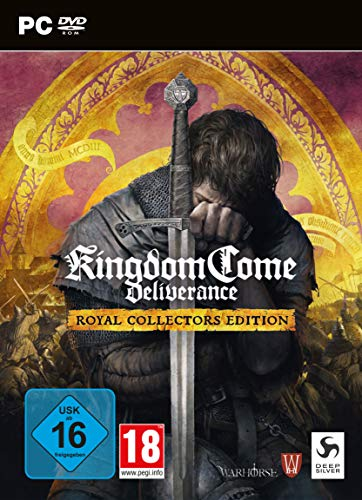 Kingdom Come Deliverance Royal Collector's Edition [PC]