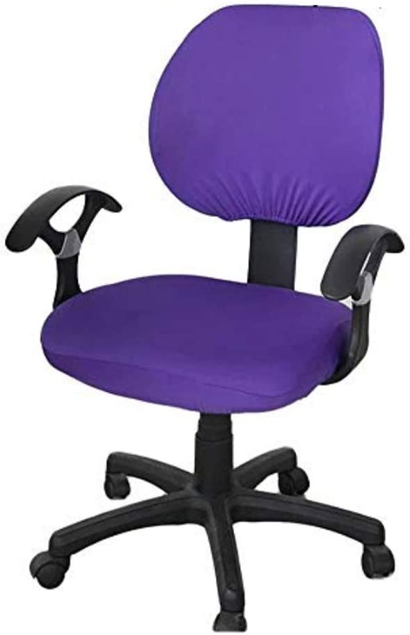 Deisy Dee Universal Computer Office Rotating Polyester Stretch C Max Ranking TOP12 49% OFF