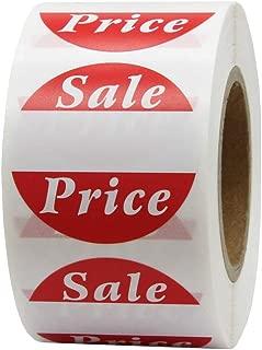 Best yard sale price labels Reviews