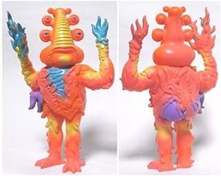 Lorbo Orange Version Kaiju Designer Vinyl Figure by Jim Woodring by Presspop Gallery