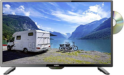 Reflexion LED-TV 28 Zoll EEK A+ (A+++ - D) Ci+, DVB-C, DVB-S2, DVB-T2 HD, PVR Ready, DVD-Player Schw