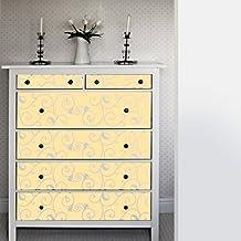 Your Design your design Sophie - Meubelstickers - 2 x 26 cm x 180 cm - Beige , Beige-mbt-109-02