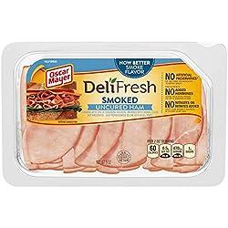 Oscar Mayer Deli Fresh Smoked Ham (9 oz Package)