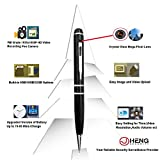 <span class='highlight'>JCHENG</span> <span class='highlight'>SECURITY</span> 1080P Extreme Spy Pen Camera FBI Grade HD Video Recording Pen Camera,Bouns 5 Ink Cartridges Fills and Free 8GB Micro SD Card Included for HD Video and Image Recording