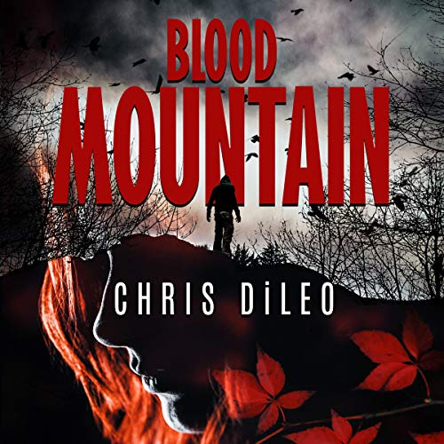 Blood Mountain audiobook cover art