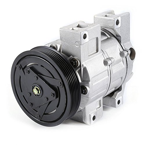Happybuy CO 10886C AC compressor for Nissan 2.5l Air Conditioner Compressor Nissan Altima 2007-2012 A/C Clutch for Nissan Sentra 2007-2009
