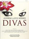 Andrew Lloyd Webber: Divas (PVG). Para Piano, canto y guitarra (con símbolos acorde)