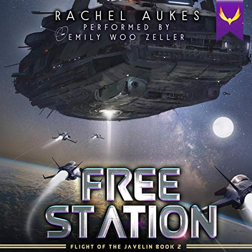 Free Station audiobook cover art
