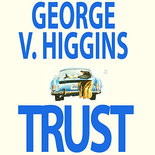 Trust audiobook cover art