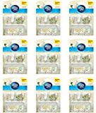 9 x AMBIPUR Deo Ambiente 3Volution Ricarica White Flowers 21 Ml