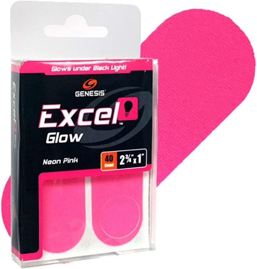 Bowling Excel Free Shipping Cheap Bargain Gift Glow Performance Tape - 10 Neon Manufacturer regenerated product Pink Pieces