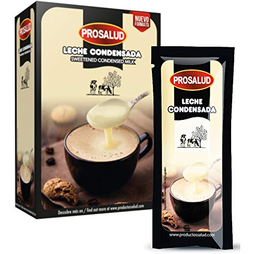 Leche Condensada PROSALUD - 40 sobres monodosis de 30 gramos