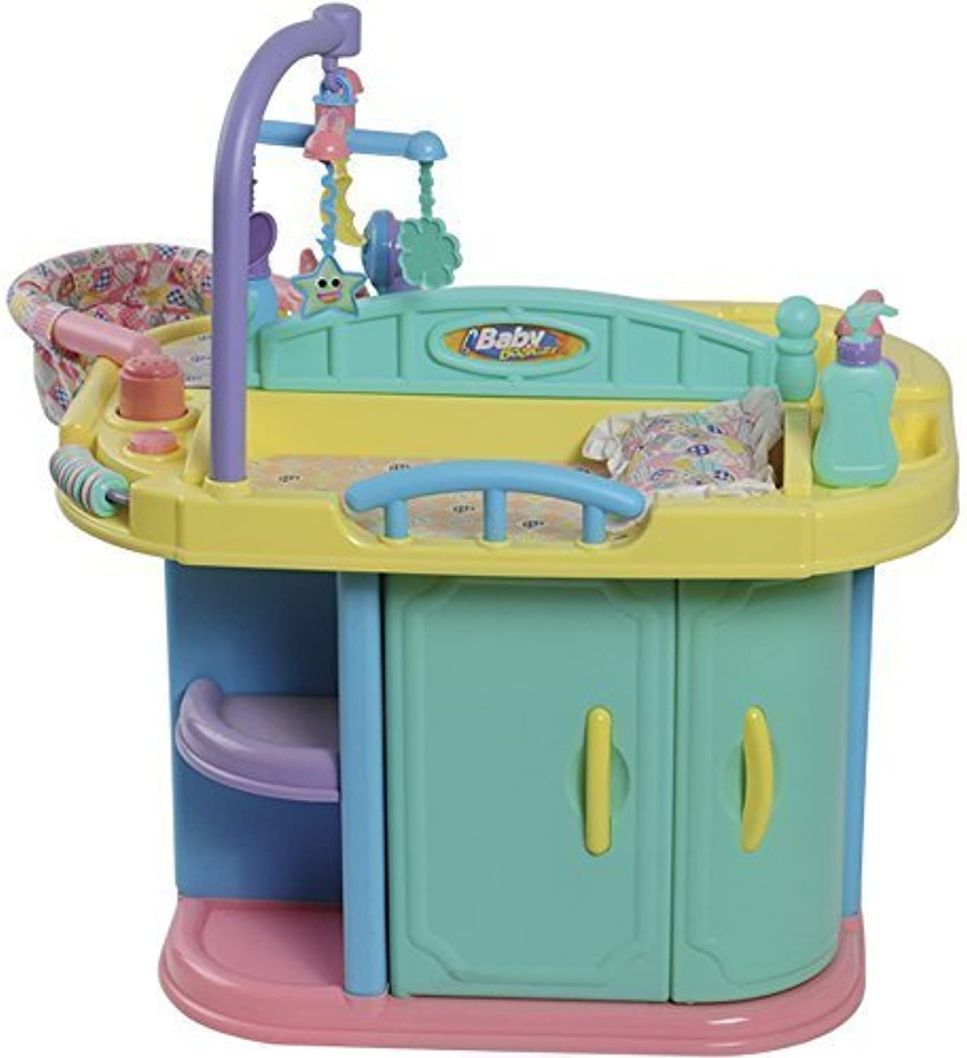 CP Toys Baby Doll Changing Table and Care Center with Accessories by Constructive Playthings