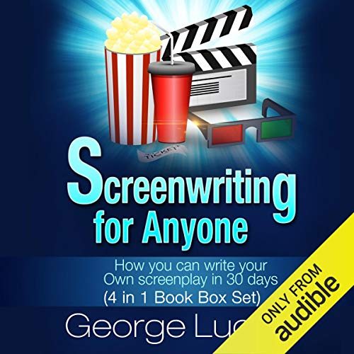 Screenwriting for Anyone Titelbild