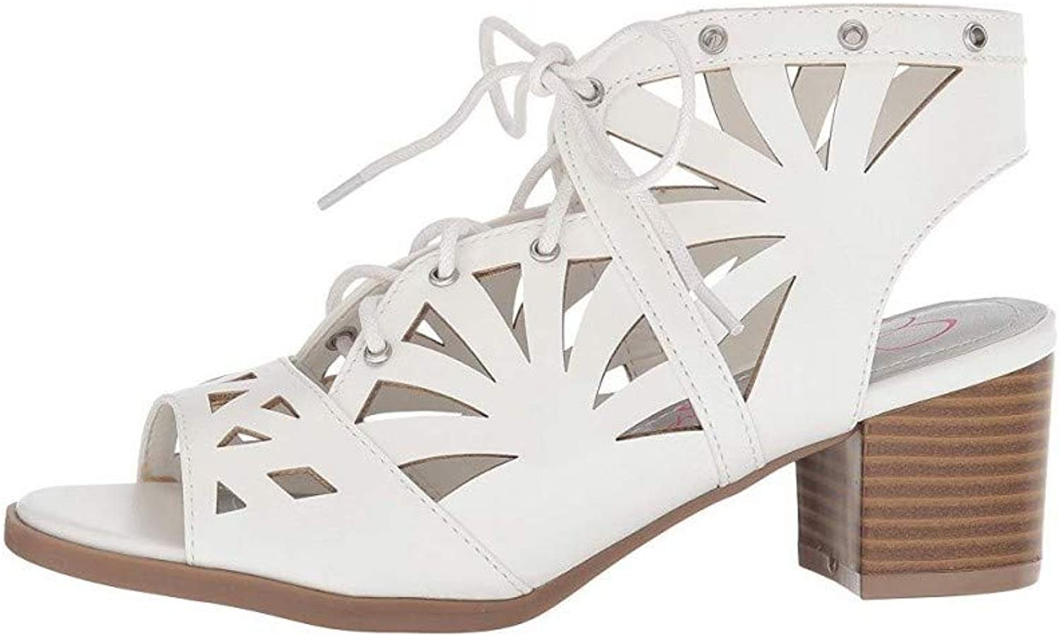 Jessica Simpson Womens Carly Open Toe Classic Pumps