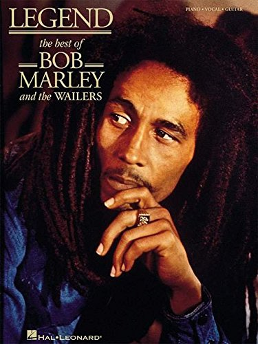Marley Bob & The Wailers Legend The Best Of Pvg (Album): Noten für Gesang, Klavier (Gitarre): The Best of Bob Marley & the Wailers