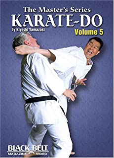 Karate Do Shotokan Style by Kiyoshi Yamazaki Volume 5