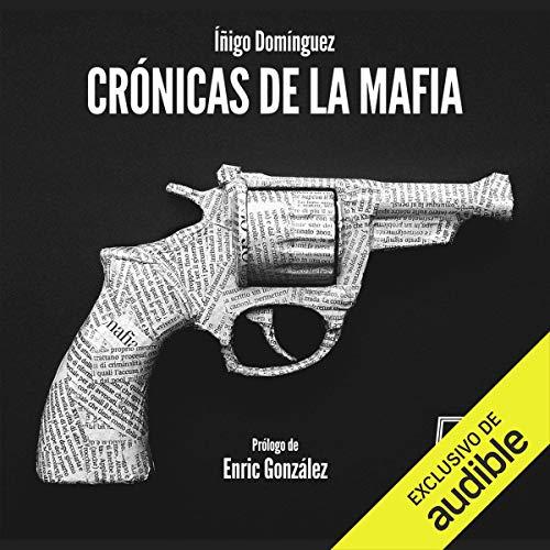 Diseño de la portada del título Crónicas de la Mafia