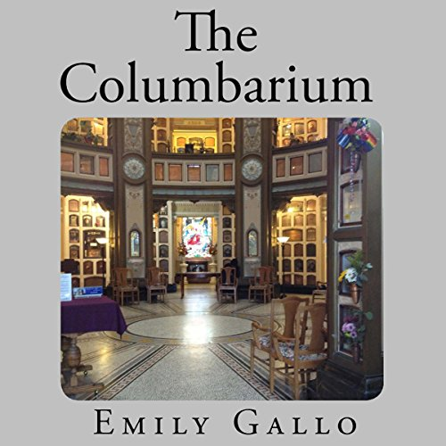 The Columbarium audiobook cover art