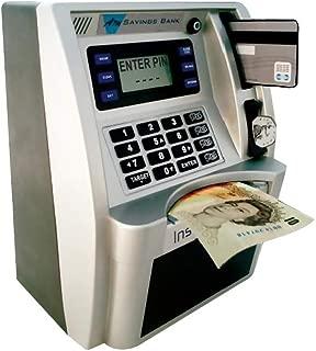Cartoon aTM Savings Bank Personal aTM Cash Coin Piggy Bank Machine