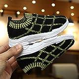 Zapatos deportivos para niños de 2 a 8 años de edad, zapatos de red para...