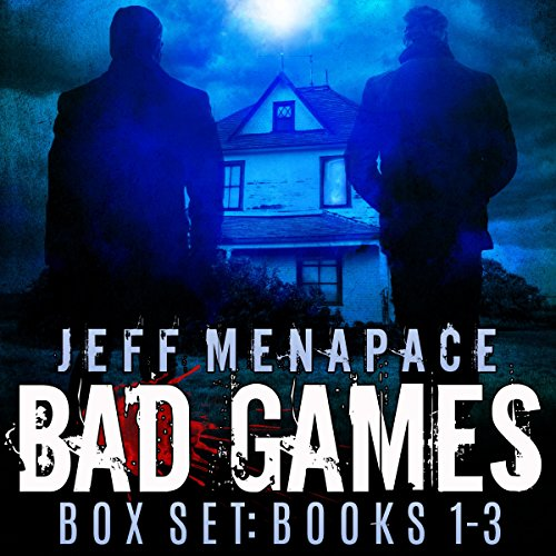 The Bad Games Series Box Set: Books 1-3 cover art