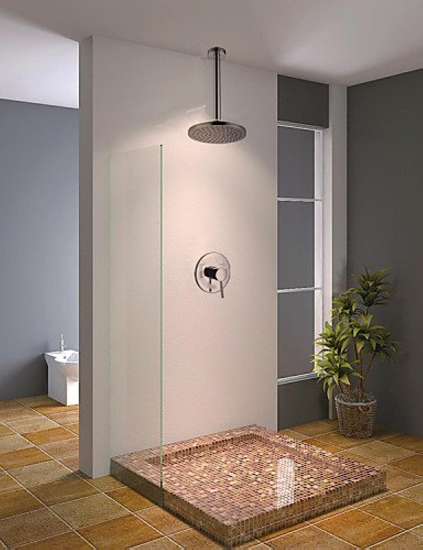 SYX Shower Faucet Contemporary Rain Shower Brass Chrome