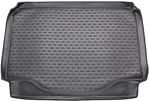 DVSWRB Coche Goma Alfombrillas Maletero para Opel Mokka X 2012-2020, Impermeable Antislip Antisuciedad Boot Liner Mat Protectora Alfombra Accesorios Alfombrilla
