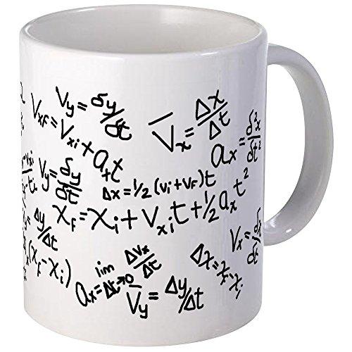 cafepress n-incomparable Taza Physics chuleta Bolígrafo en blanco I blanco Taza–S Color Blanco, cerámica, weiß, tamaño pequeño