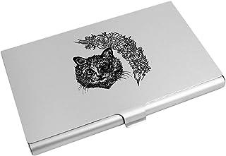 Azeeda 'Cheshire Cat' Business Card Holder / Credit Card Wallet (CH00005633)