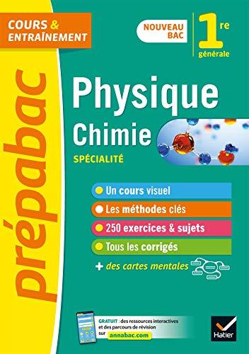 Physique-chimie 1re (spécialité)