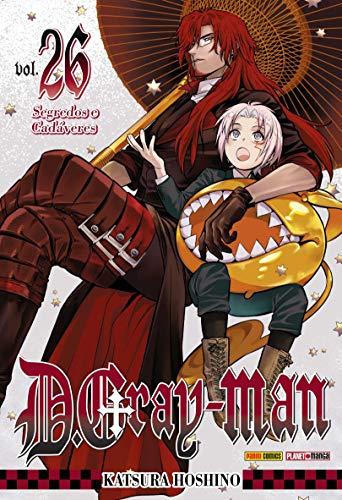 D.gray-man Vol. 26